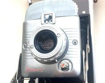 Vintage Polaroid Model 80 Land Camera - Highlander Folding Camera