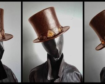SteamPunk Top Hat II