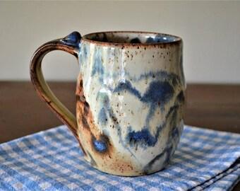 Discounted mug, coffee mug, ceramic mug, pottery mug, tea cup, drinkware, kitchen pottery, kitchen mug