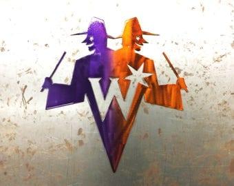Plasma Cut Weasleys' Wizard Wheezes Wall Art