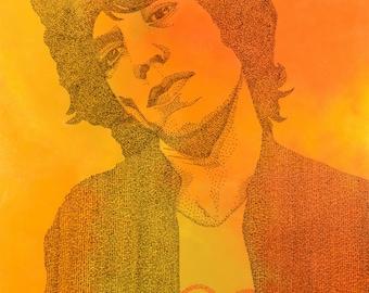Mick Jagger, 2015