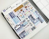 Hello Spring // Ultimate Weekly Planner Kit (280+ Planner Stickers)
