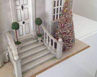 Dollhouse Miniature Christmas Tree 1:12 scale