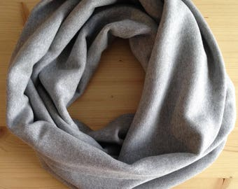 Cotton tubular scarf