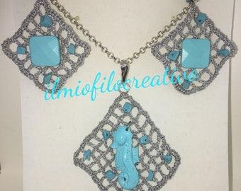 """Cavallucio"" Jewelry sets"