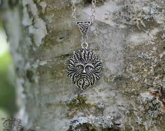 "Necklace "" The Spirit of Nature "" - Fantasy , fairy , elven , pagan , nature , spiritual"