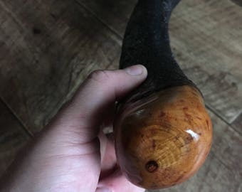 21 3/4 inch Irish Shillelagh Blackthorn  - Handmade in Ireland - This is not a walking stick but a shillelagh