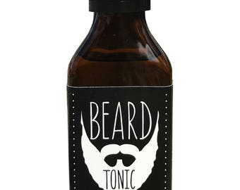 Beard Oil, Beard Care, Beard Tonic, Beard Conditioner, Organic, All-Natural, Pure Essential Oils, Men's Gifts, Gifts for Him
