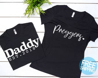 Pregnancy Announcement shirt, Pregnancy Shirt, Pregnancy Announcement to husband, Pregnant Shirt, Announcement idea