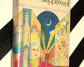Steppenwolf by Herman Hesse (1963) hardcover book