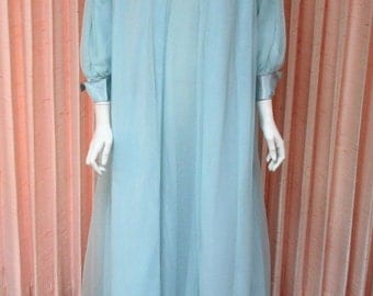 1966 Molyclaire Peignoir and Robe
