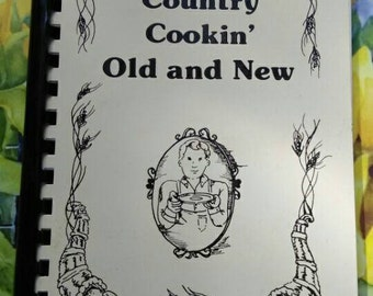 Country Cookin Old and New , 1992 , First Baptist Church Lithia Florida ,