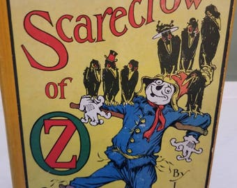 The Scarecrow of Oz from the Wizard of Oz Collection