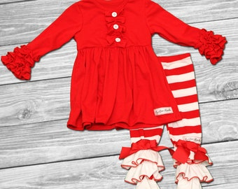girls valentine outfit baby girl valentine outfit-baby ruffle outfit-girls boutique outfit-boutique outfit-baby Outfit-red and white striped