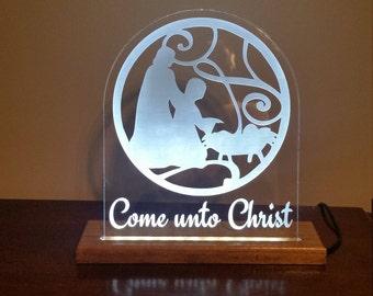 Come unto Christ Nativity