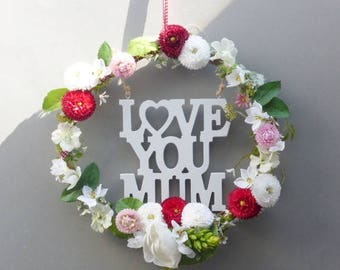 Hanger font * love you mum *
