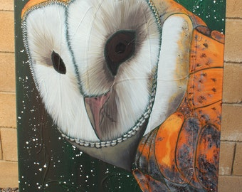 Owl always be there for you - Barn Owl