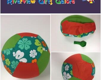 Balloon Ball Cover - Hibiscus 2