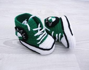 Crochet baby shoes Baby sneakers Baby booties Kids slippers Shoes gift Crochet slippers Shoes crochet Crochet baby clothes Athletic shoes