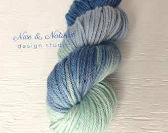 Waiting For Summer hand dyed yarn