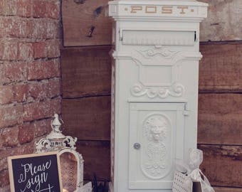 Guestbook - Wedding Chalkboard