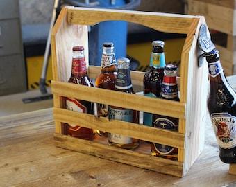 Beer or Ale Bottle Caddy