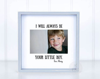 Mothers Day From Son  To Mom From Son Gift From Kid To Mom Personalized Frame Gift From Son To Mom Mothers Day Women Woman Her Gift