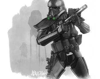 Death Trooper - Rogue One