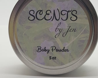 Baby Powder - 5oz tin