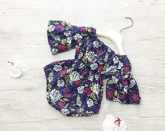 Girl romper, Baby romper, Baby girl, bubble romper, long sleeve, Florals, baby girl romper, Baby romper, Handmade, Playsuit, Handmade romper