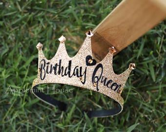 woman birthday crown,30th birthday crown,Birthday Crown,Personalized Crown,Adult birthday crown,21 birthday Crown,40th birthday crown