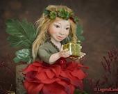 CUSTOM ORDER Christmas Fairy