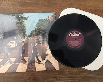 The Beatles Abbey Road Vinyl LP