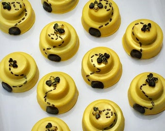Bumblebee Bee Hive Oreo