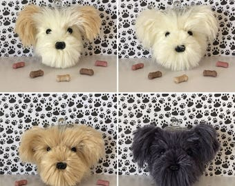 Morkie - Shorkie - Maltipoo - Morkie Dog - Maltipoo Gift - Havanese - Dog Treat Jar - Dog Mama - Crazy Dog Lady - Dog Mommy - Fur Mama