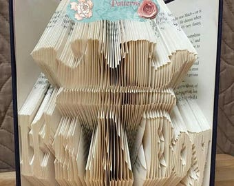 Summer Sale Its A Boy - Book Folding Pattern