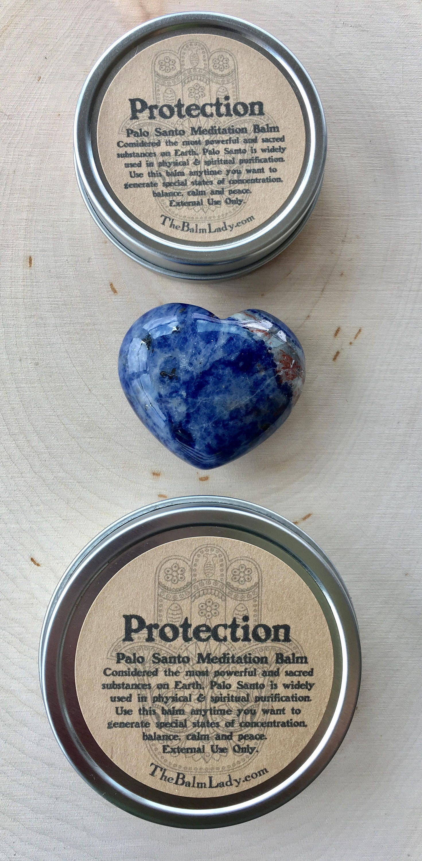 Palo Santo Protection Balm Release Negative Energies