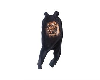 Tiger Romper