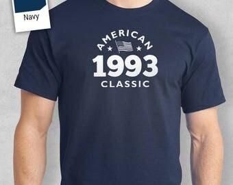 25th Birthday, 1993 Birthday, 25th Birthday Gift, 25th Birthday Idea for 1993 Birthday, 25th Birthday Shirt For 25 Birthday!
