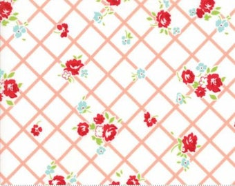 1 Yard The Good Life by Bonnie and Camille for Moda-55153-13 Everyday Floral