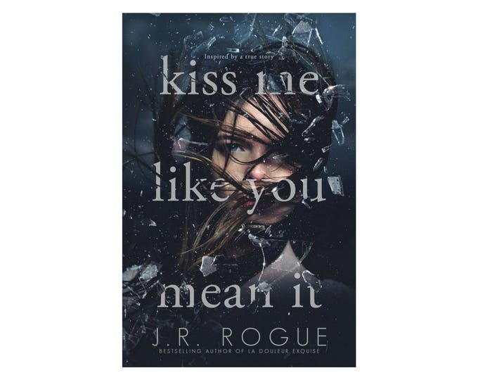 Featured listing image: Kiss Me Like You Mean It Signed Paperback PRE ORDER