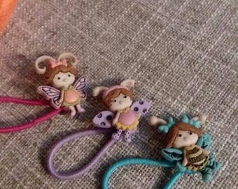 Elastic Fairy Hair Ties