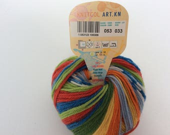KNITCOL Trends from ADRIAFIL-053 Lot 033..free domestic shipping