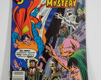 DC Comics Presents #53; Superman in the House of Mystery