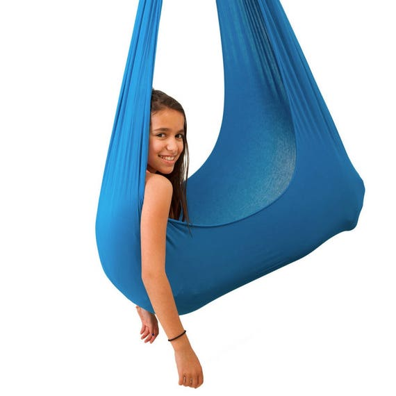like this item  autism swing hammock hammock chair sensory toy hanging  rh   etsy