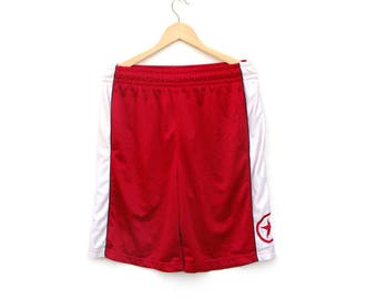 Converse retro basketball shorts