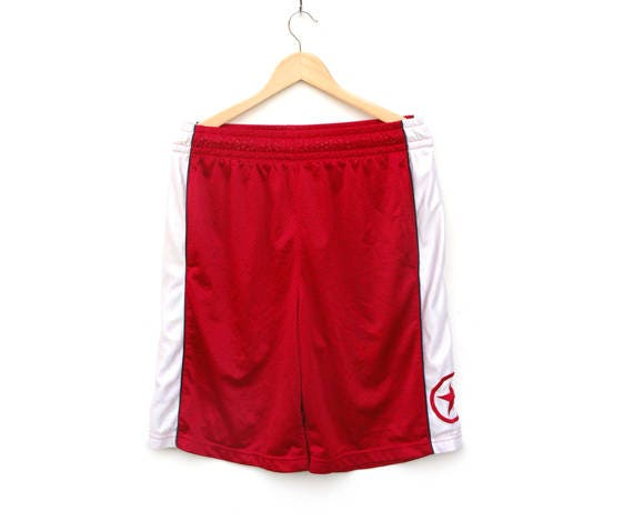 Converse retro basketball shorts