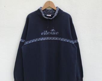 Vintage Ellesse Sweatshirt/Casual Shirt/Ellesse Sweater/Ellesse Tennis Shirt/Ellesse Sportwear