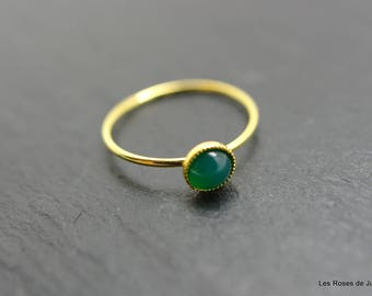 round ring gold size 48, ring