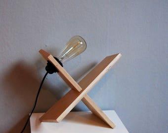 A beautiful unique lamp